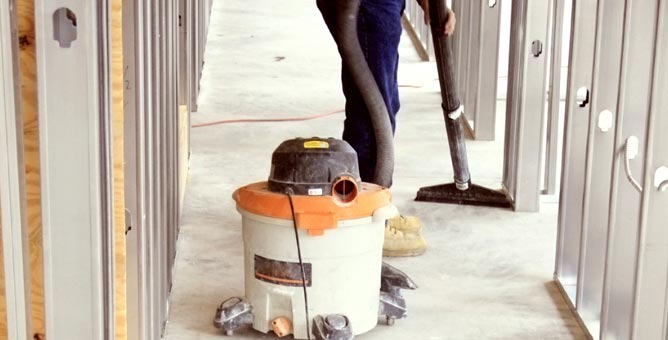 Construction Clean Up Services : Post construction cleanup free estimate nationwide