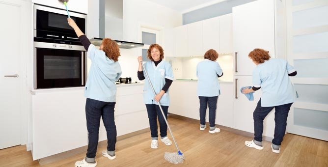 Apartment Cleaning Service | Nationwide Office Care in Central Iowa